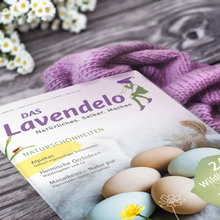 Lavendelo Heft 2