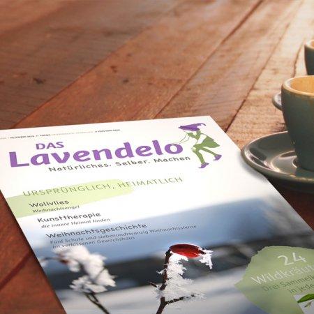 Lavendelo Ausgabe 1
