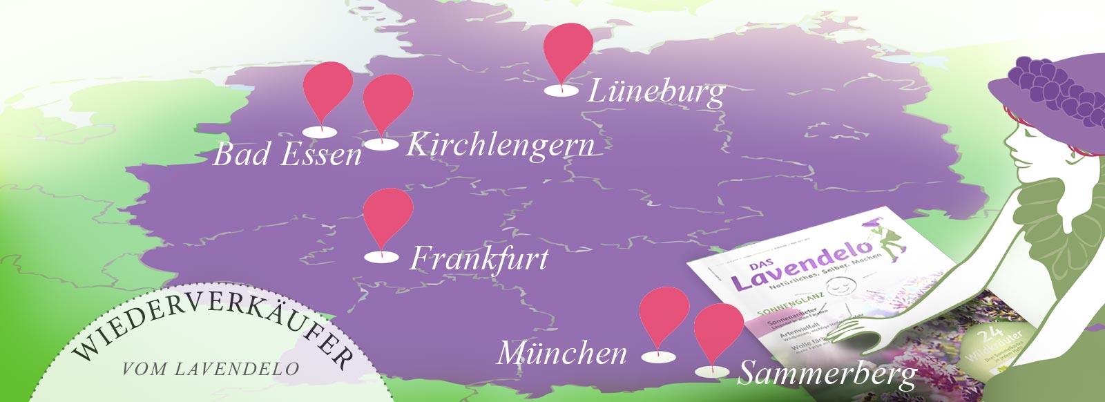 Wiederverkäufer deutschlandsweit