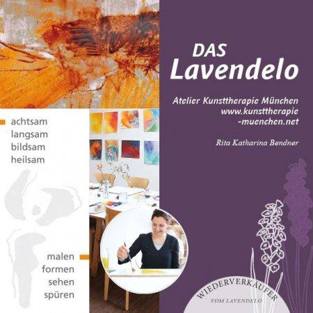 Bei der Kunsttherapeutin Rita Bendner kann man das Lavendelo beziehen