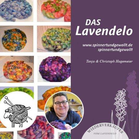 spinnertundgwollt Lavendelo