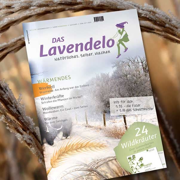 Lavendelo Heft 5 Winter 2017