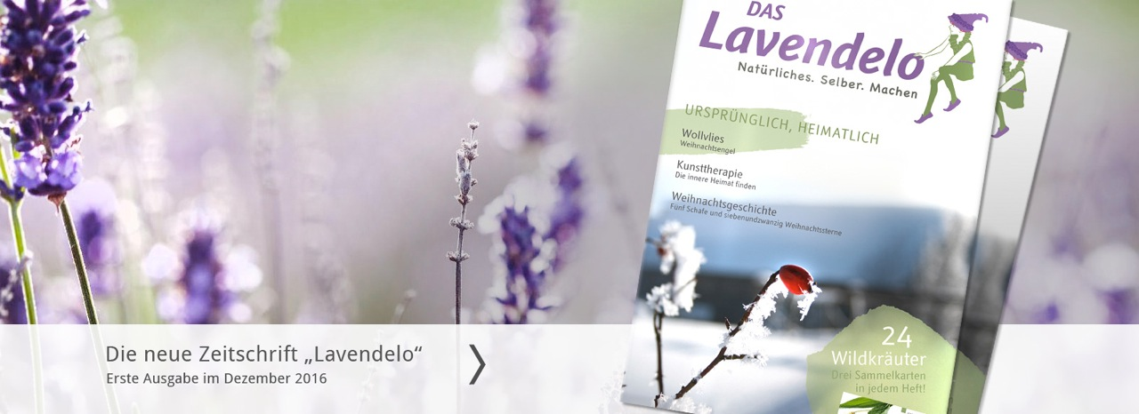 Das Lavendelo Ausgabe Winter 2016
