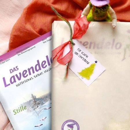 geschenkabo Das Lavendelo