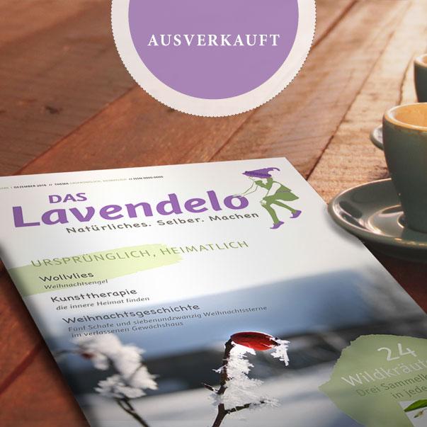 Das Lavendelo Ausgabe 1