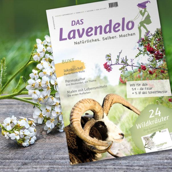 Das Lavendelo Herbst 2017