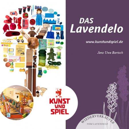 Wiederverkäufer Lavendelo: Kunst und Spiel