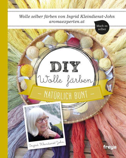DIY Wolle Färben Buch