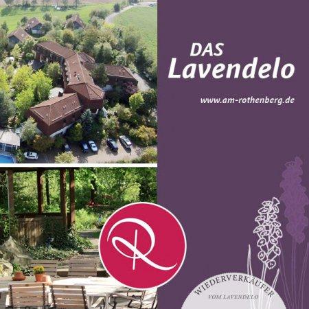 Das Lavendelo im Landhotel am Rothenberg