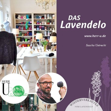 Herr U Wiederverkäufer Das Lavendelo