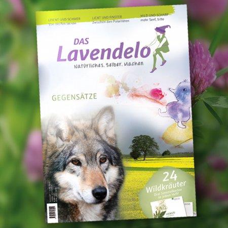 """Lavendelo Ausgabe 7 """"Gegensätze"""""""