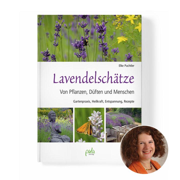 Buch Lavendelschätze von Elke Puchtler