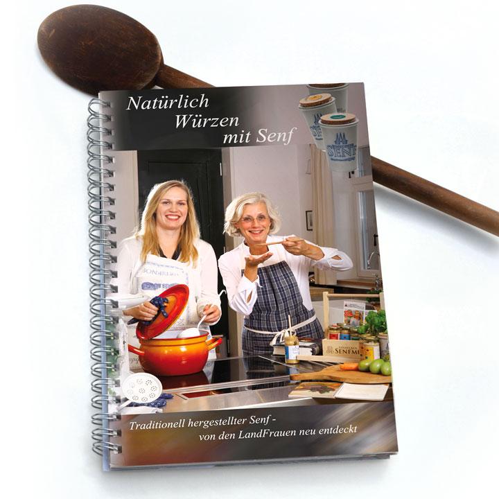 Kochbuch: Natürlich Würzen mit Senf