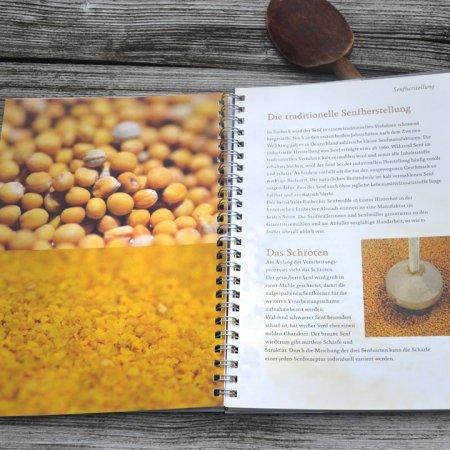 Einblick ins Kochbuch