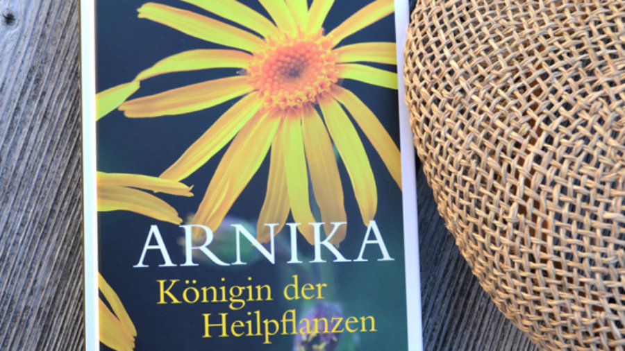 Buchvorstellung ARNIKA im Lavendelo