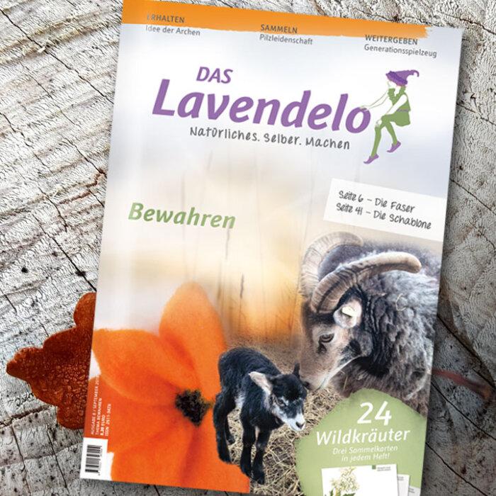 Titel Das Lavendelo 8