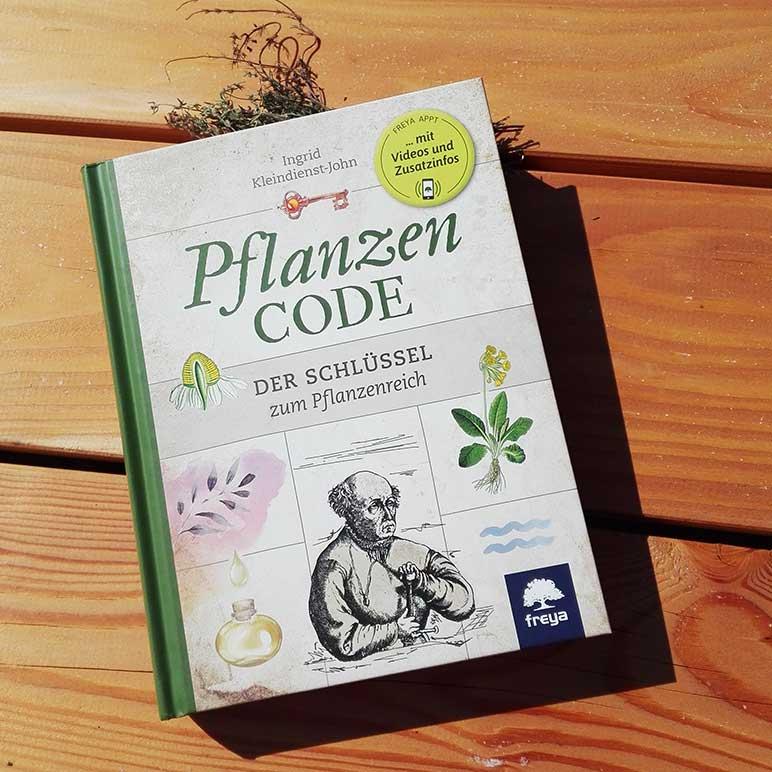 Rezension Buch Pflanzencode