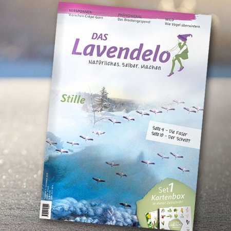 Das Lavendelo Winter 2018