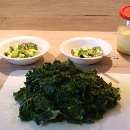 Grünkohlrezept 1