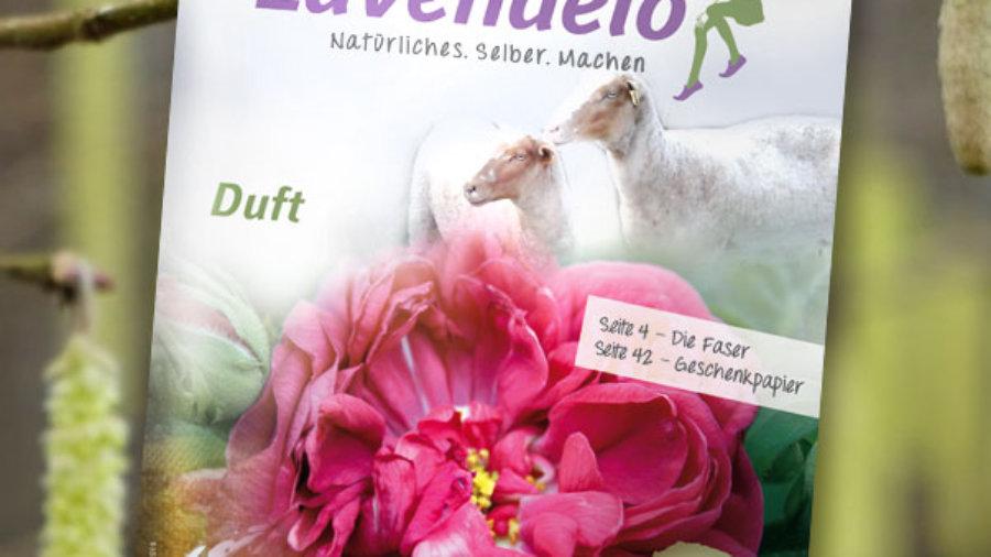 Lavendelo Ausgabe 10 Titel