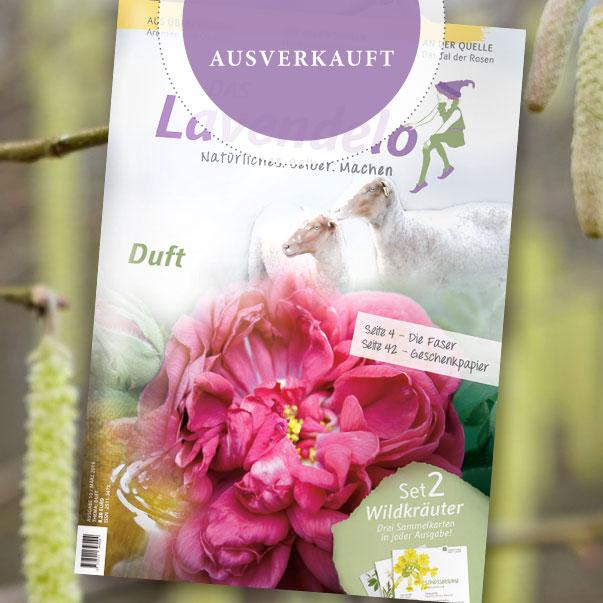 """Lavendelo AUsgabe 10 """"Duft"""""""