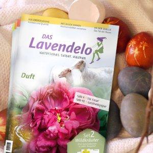 Osterangebot Geschenkabo-Lavendelo