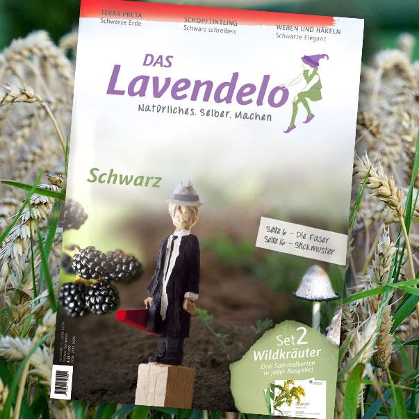 Lavendelo Ausgabe11 Titel