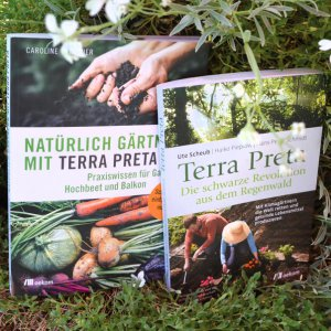 Buchvorstellung Terra Preta