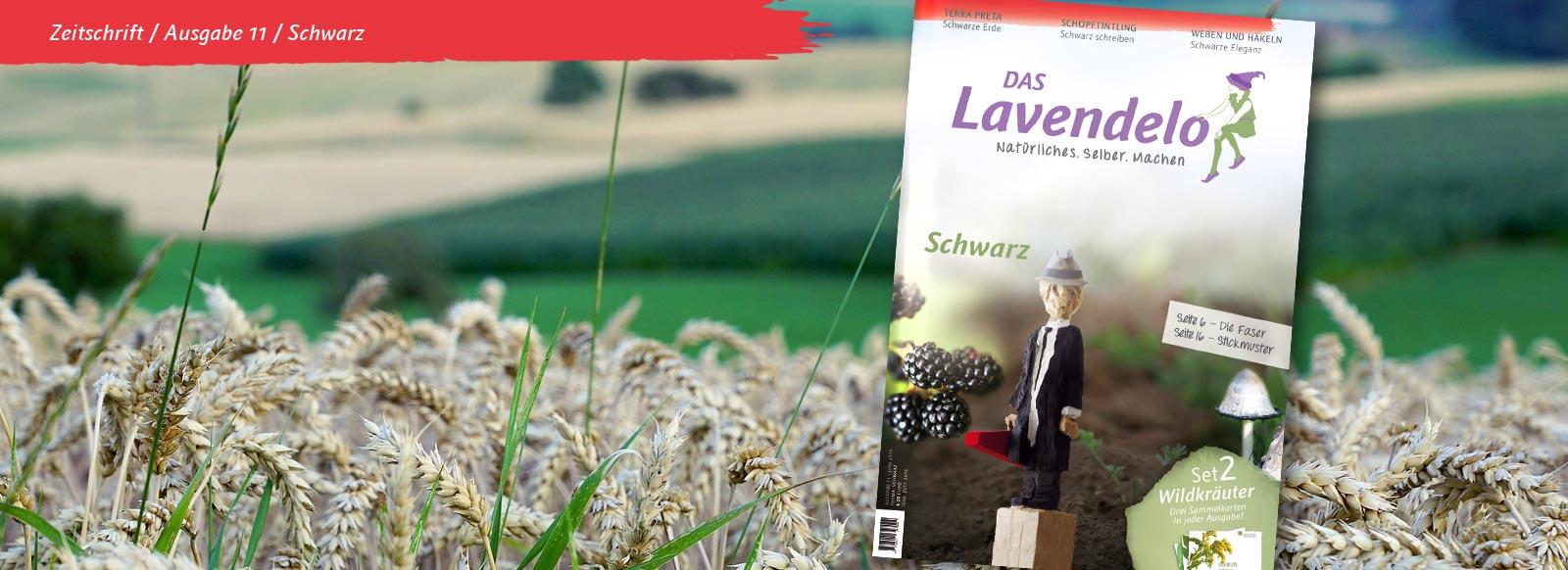 Ausgabe 11 Das Lavendelo Banner