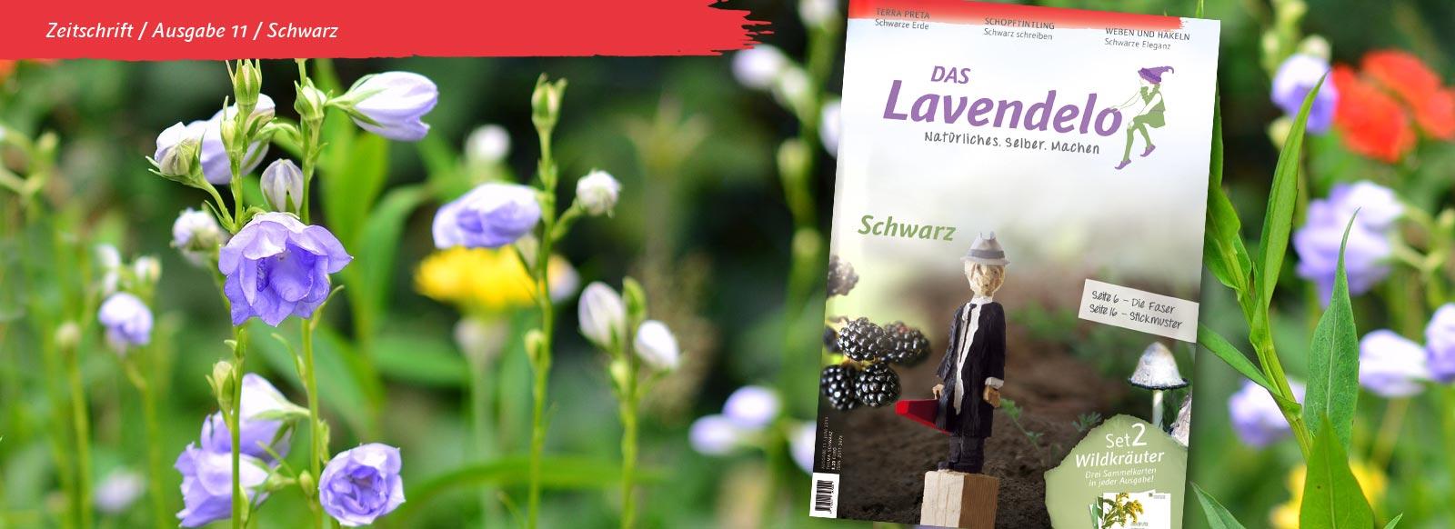 Das Lavendelo Ausgabe 11 Schwarz