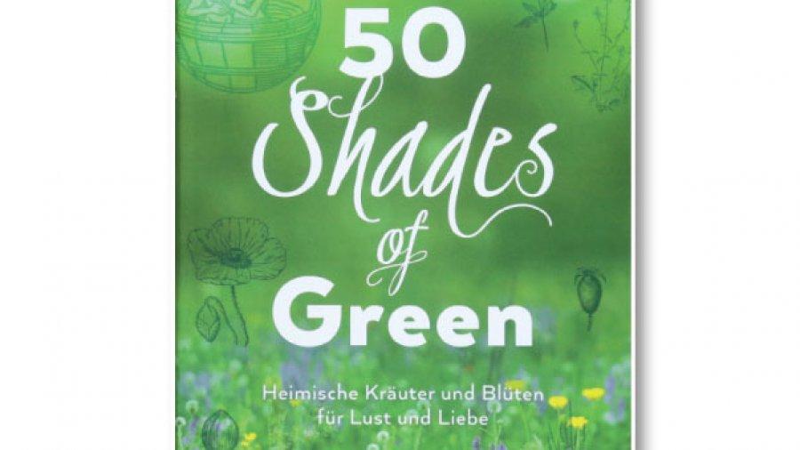 Ursula Asamer 50 Shades of Green