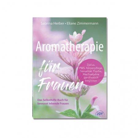 Cover Sabrina Herber, Eliane Zimmermann: Aromatherapie für Frauen