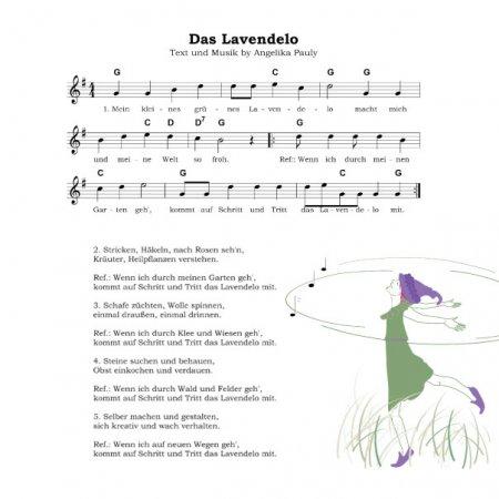 Lavendelo-Lied