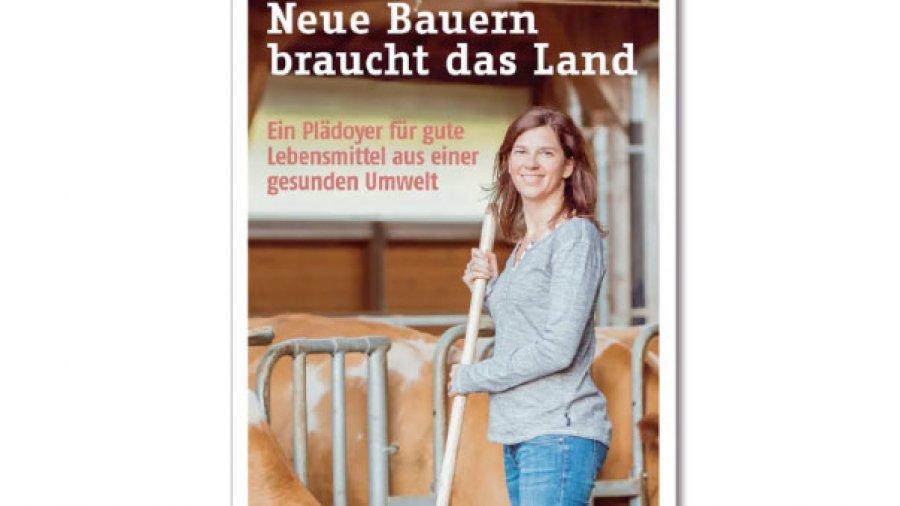 Cover Ophelia Nick, Neue Bauern braucht das Land