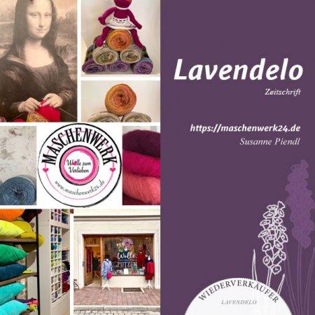 Lavendelo im Maschenwerk, Landsberg