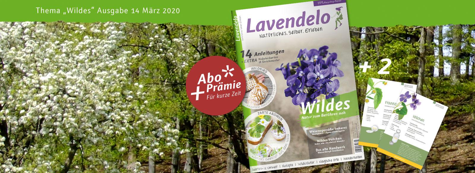 Lavendelo 14, Wildes mit Prämien