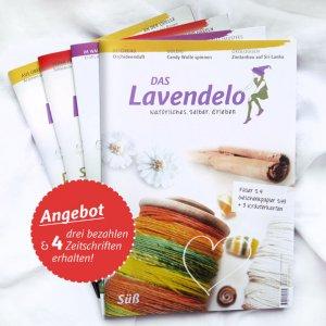 Jahreskreis 2019 Lavendelo