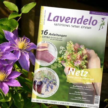 "Lavendel 15 ""netz"""