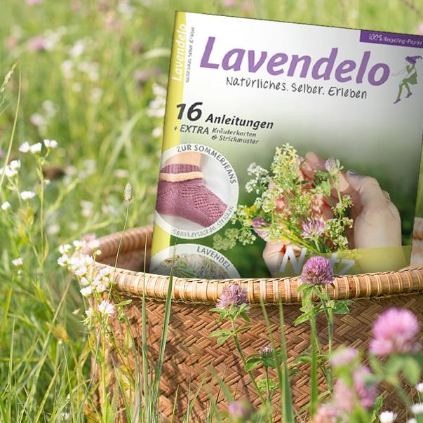 Lavendelo 15 Netz