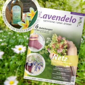 Lavendelo Abo mit Prämie Manoi de Tahiti