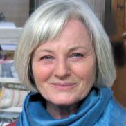 Autorin Lavendelo Ingrid Müller