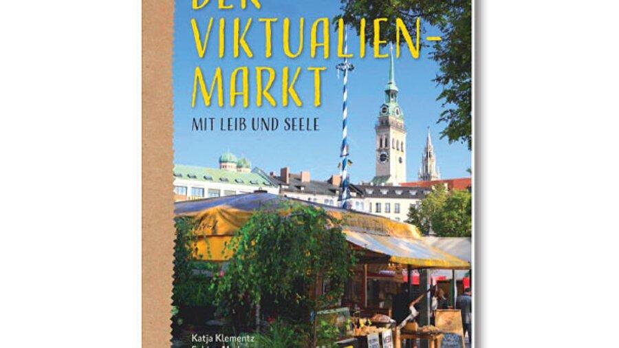 Buch Viktualienmarkt Cover