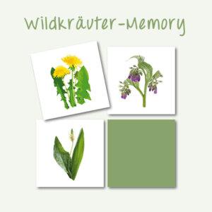 Wildkräuter Memory Lavendelo