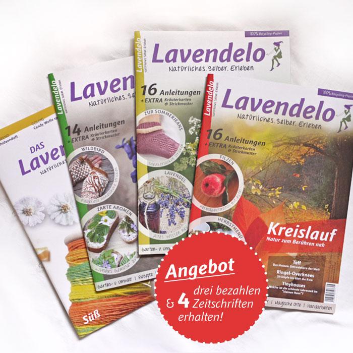 Lavendelo Jahreskreis 13-16