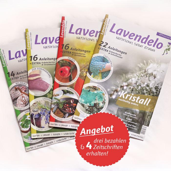 Lavendelo Jahreskreis 14-17