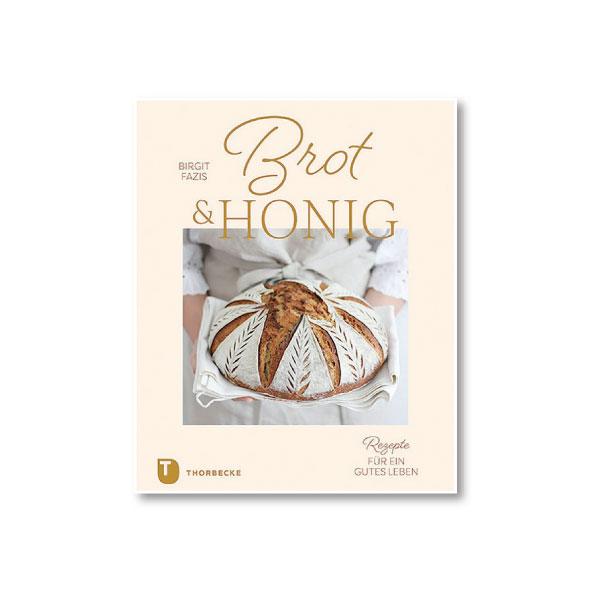 Buchvorstellung Brot und Honig von Birgit Fazis