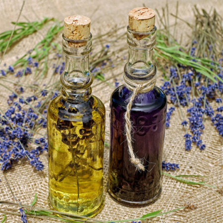 Rezept Lavendelblütensirup