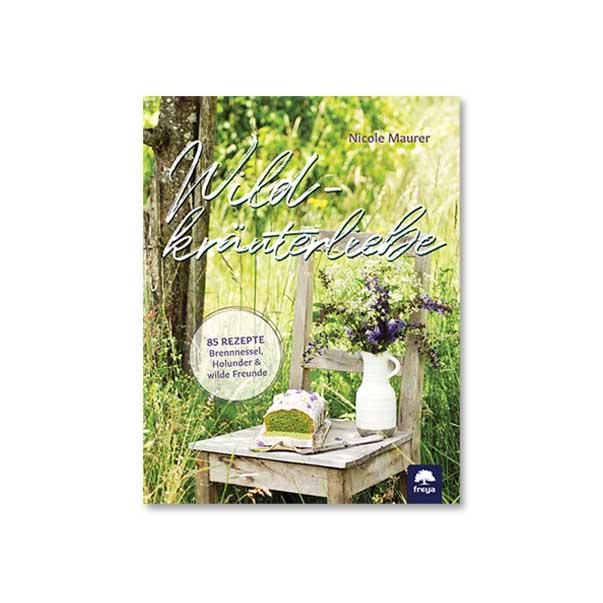 Cover Buch Wildkräuterliebe