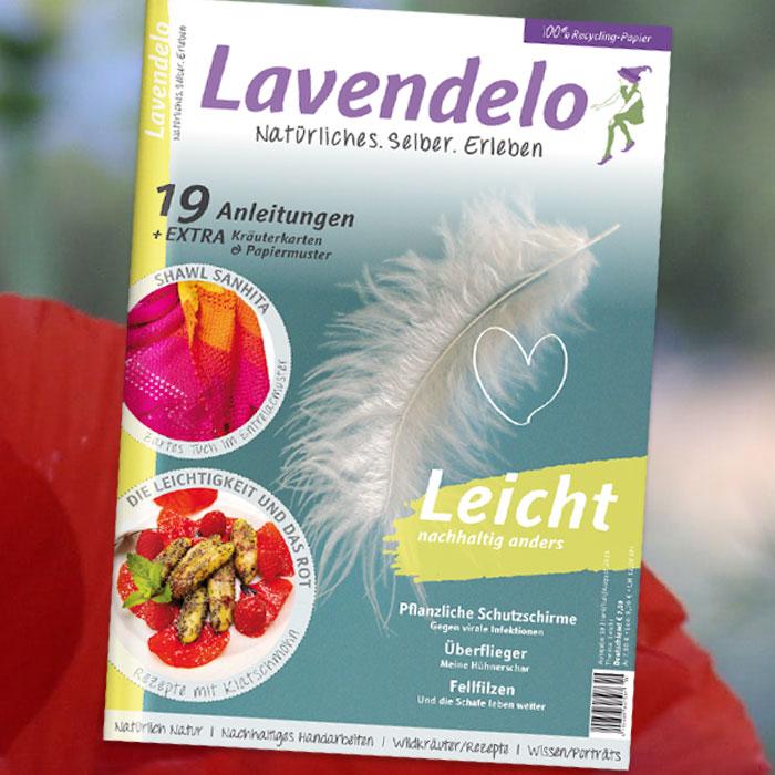Lavendelo - Leicht - nachhaltig anders