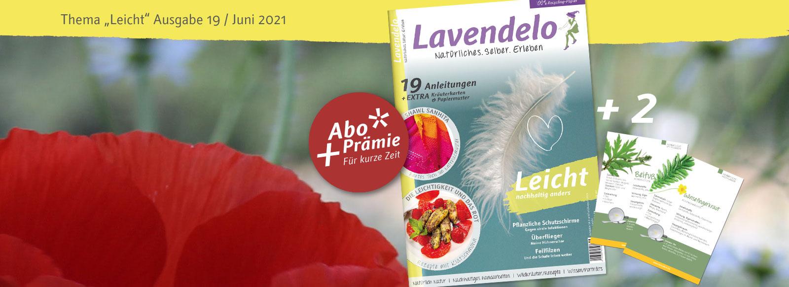 Lavendelo Sommer 2021